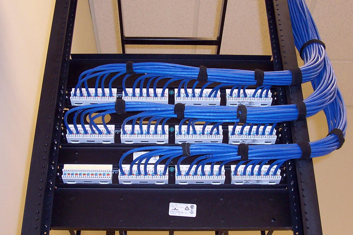 Structured Internet Computer Data Voice Telephone Voip Network Wiring Commercial And Cabling Company In Fort Lauderdale Palm Beach Miami Florida 954871